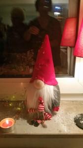 Julbord på Ulli & Dirk